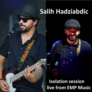 Salih Hadziabdic - Isolation Session Live from Emp Music